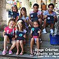 Stage couture pour <b>enfant</b>, création d'un sac, vacances été