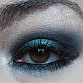 Smoky noir et bleu