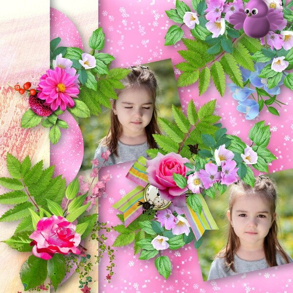 Flomelle - template pack 11