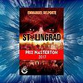 <b>Service</b> <b>presse</b> L'ivre Book : Stalingrad (Emmanuel Delporte)