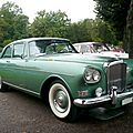 BENTLEY <b>Continental</b> S3 coupé Mulliner 1964