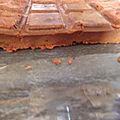 <b>Gâteau</b> au <b>chocolat</b> hyper fondant au mascarpone