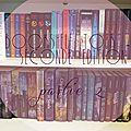 Bookshelf <b>Tour</b> ~ Seconde Édition (partie 2)