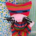 The <b>serial</b> <b>crocheteuses</b> n°212 : miaouuuu