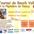 Le Beach Volley Lorrain