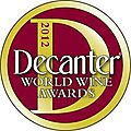 DECANTER WORLD WINE AWARDS 2013 - INTERNATIONAL WINE CHALLENGE 2013