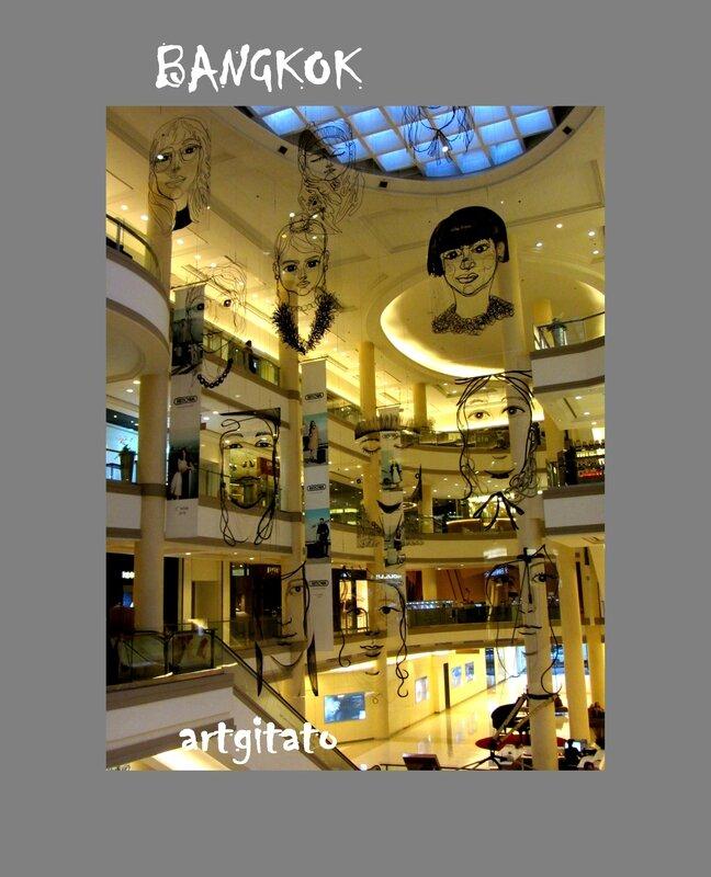 Bangkok Thailande Thailand Artgitato 8
