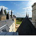La restauration d'un château !