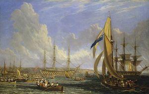 800px-HMS_Bellerophon_and_Napoleon