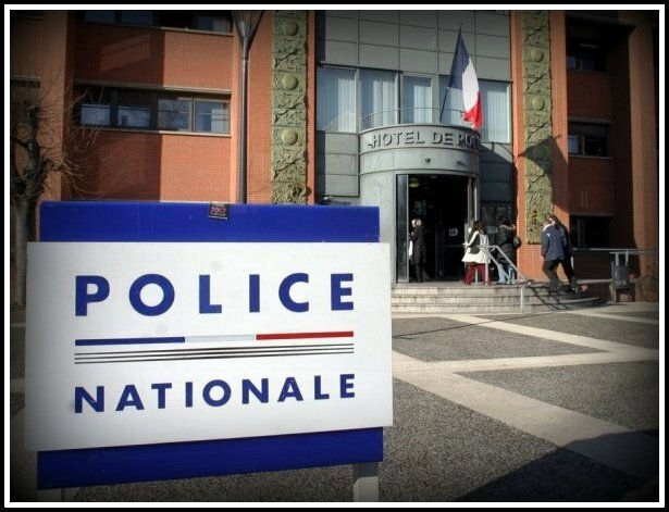 Police Hotel de police Toulouse