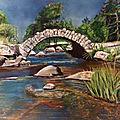 Pont de Senouex dans la Creuse