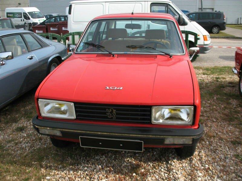Peugeot104SLav