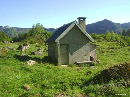 cabane d'artigue de sesques