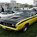 Plymouth <b>Barracuda</b> hardtop coupe - 1971