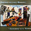 The Fantasy Becomes Reality, The Jacksons pour <b>Yamaha</b>, 1984