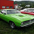 Plymouth <b>Barracuda</b> 340 hardtop coupe - 1970