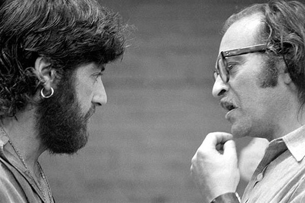 Lumet on-serpico-set