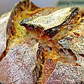 Le <b>pain</b>, un aliment fermenté de soixante siècles (au moins)
