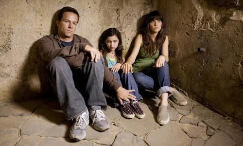 Mark Wahlberg, Zooey Deschanel & Ashlyn Sanchez