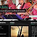 AUBE ... un groupe musical pour l'animation de vos fêtes et soirées