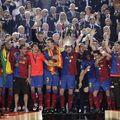 Le <b>Barça</b> au sommet