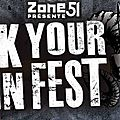 Rock Your Brain Festival, Selestat, Tanzmatten, 4/5/6 Novembre 2016