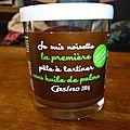 J' ai testé la Pâte à Tartiner <b>Casino</b> Sans huile de palme