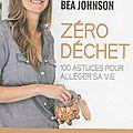 Zéro déchet, Bea Johnson