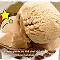 Crème glacée au thé chai VEGAN