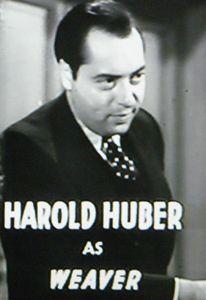 Harold Huber Frisco Jenny William A