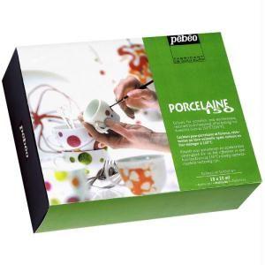 le mat riel necessaire pour peindre sur porcelaine ou sur verre. Black Bedroom Furniture Sets. Home Design Ideas