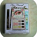 Bon plan: Too Faced (kit  34 au lieu de 90)