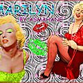 MARILYN BY ASMAHANE