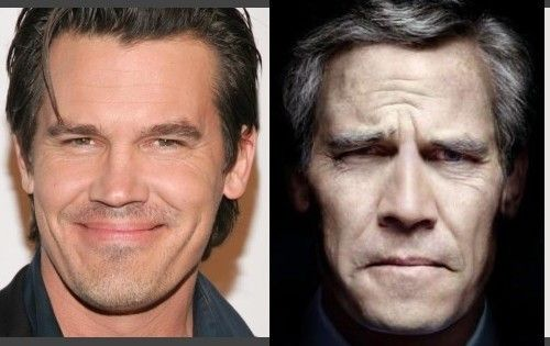 Josh Brolin, la transformation