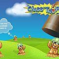 <b>Chass</b>'Taupes : un jeu mobile qui défoule sur Mobifiesta