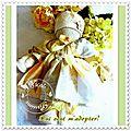 Blogs du WE à l'honneur....et jeu de la poupée de linge de maison à gagner...
