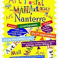 Concours <b>Art</b> Postal Nanterre.