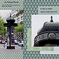 Colonne Morris - <b>Kiosques</b>  Journaux
