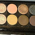 Mes palettes sleek makeup: so special, so original et ultra <b>matt</b> V2.