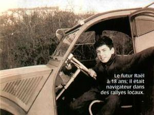 Claude Vorilhon (Ado 18 ans - 2CV)