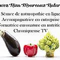 RDV en ligne 06 26 31 21 93 Formatrice en nutrition Chroniqueuse TV France 3 Coach entreprise Montpellier