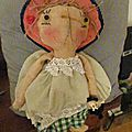 PRIMITIVE ART DOLLS