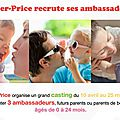 {bon plan} Deviens <b>Ambassadeur</b> Fisher Price