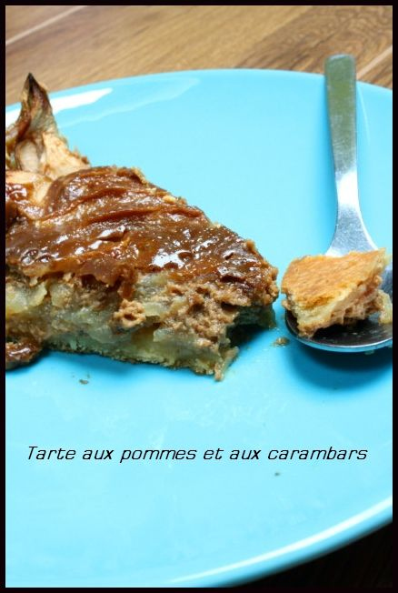 recettes dessert  Crpes aux carambars