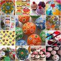 Cupcakes <b>inspiration</b> board
