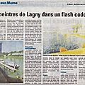 Revue de presse sur Lagny