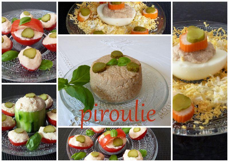 MOUSSE DE THON DE PIROULIE 54312849