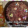 Le joli <b>Gâteau</b> de ma Fille CHOCO / BAOBAB MANGUE ❤️ MATAHI 🌿