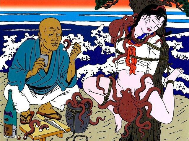 Toshio Saeki 3