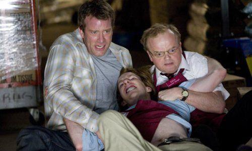 Thomas Jane et Toby Jones